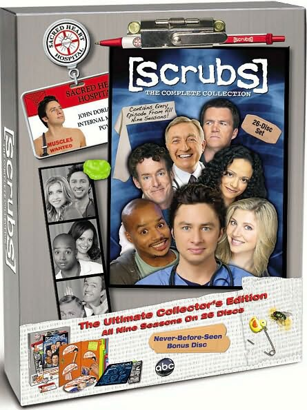 Scrubs: The Complete Collection (DVD)