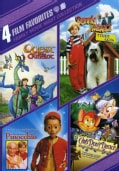 4 Film Favorites: Family Movie Night (DVD)