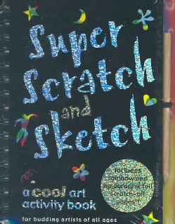 Super Scratch & Sketch (Hardcover)