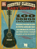 Country Classics for Easy Guitar: Easy Guitar With Notes and Tab (Paperback)