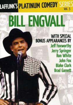 Lafflink Presents: The Platinum Comedy Series Vol. 3: Bill Engvall (DVD)