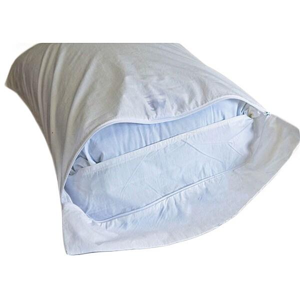 Allergy Control Cotton Performance Pillow Encasing