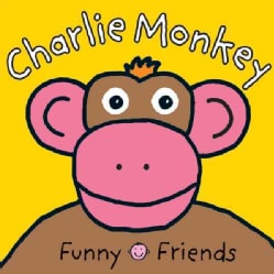Charlie Monkey (Board book)
