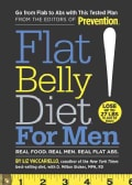 Flat Belly Diet! for Men: Real Food. Real Men. Real Flat Abs. (Paperback)