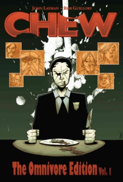 Chew The Omnivore Edition 1 (Hardcover)