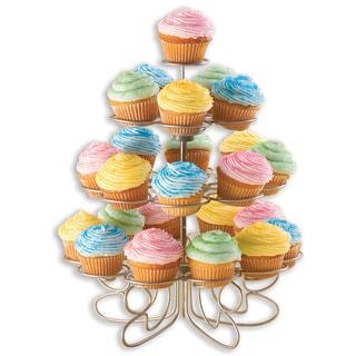 Cupcakes 'N More Mini Dessert Stand