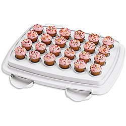 Ultimate 3-in-1 Cupcake Caddy