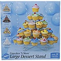Wilton Cupcakes 'N More Large Dessert Stand