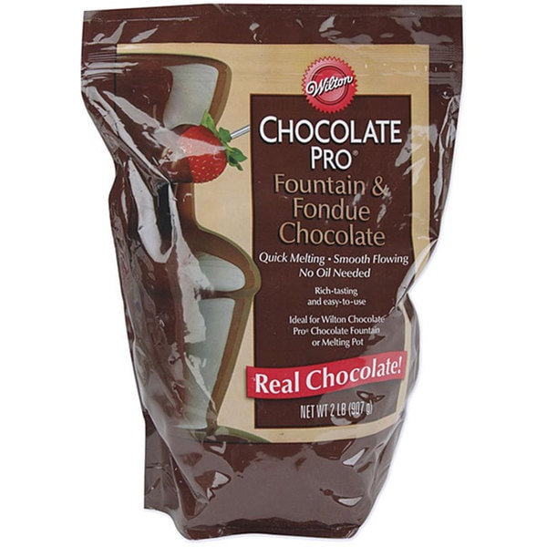 Chocolate Pro Fondue Chocolate (2 Pounds)