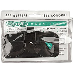 Magni-clips Magnifiers +1.00 Magnification