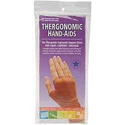 Thergonomic Hand-Aids Small Lyrca Support Gloves