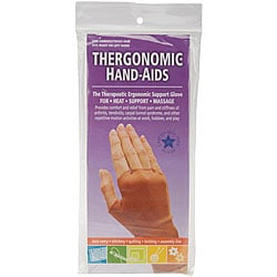 Thergonomic Hand-Aids Large Lyrca Support Gloves
