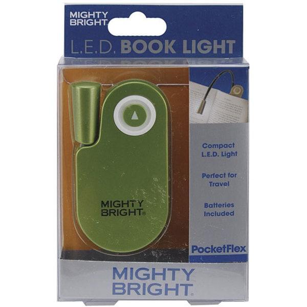 Bright Pocket Green Book Light