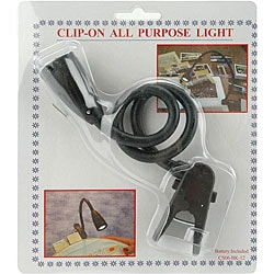 Clip-on All Purpose Light