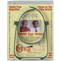 MagEyes Adjustable Hands-free Magnifier Lenses #2 (1.6x) and #4 (2x)