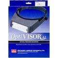 OptiVISOR LX # 7 Hands-free Adjustable Binocular Magnifier Lensplate