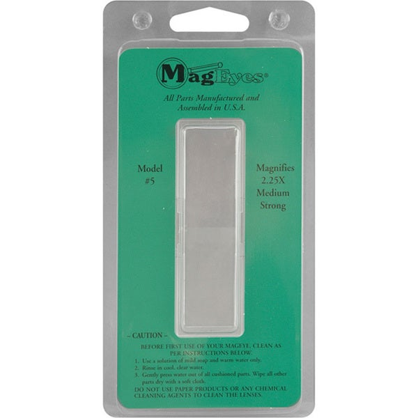 MagEyes Magnifier #5 Lens