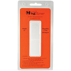 MagEyes #7 2.75 Times Magnifier Lens