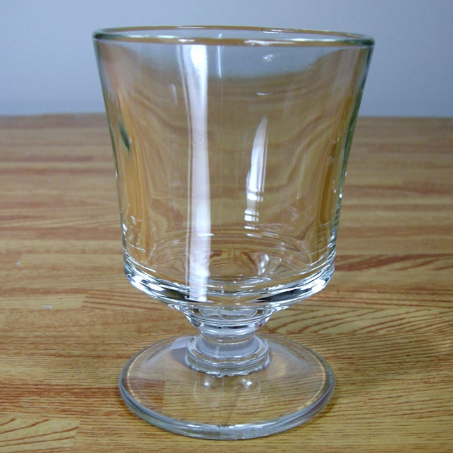 La Rochere Historic 'Jacques Coeur' Footed Tumbler (Set of 6)