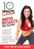 10 Minute Solution: Rapid Results Fat Burner (DVD)