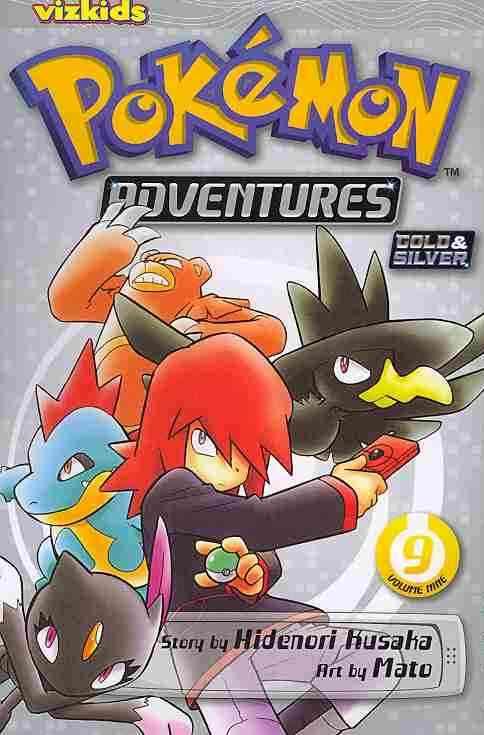 Pokemon Adventures 9 (Paperback)