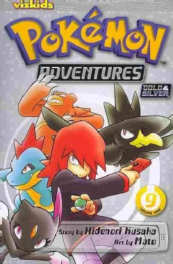 Pokemon Adventures 9 (Paperback)