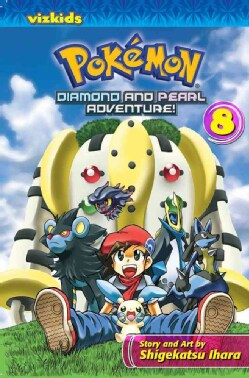 Pokemon Diamond and Pearl Adventure! 8 (Paperback)