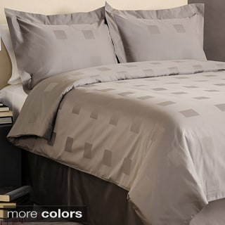 Soho Dot Cotton 600 Thread Count 3-piece Duvet Cover Set