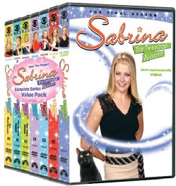 Sabrina, the Teenage Witch: The Complete Series Pack (DVD)