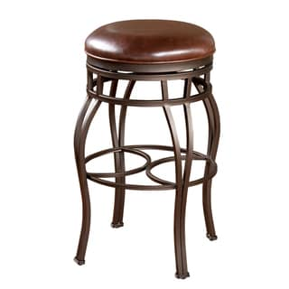 Delaware 30-inch Swivel Bar Stool