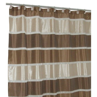 Congo Beige Shower Curtain