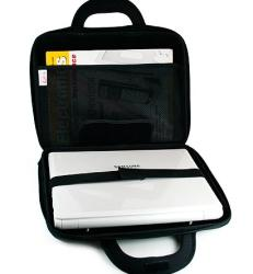 Trendy Design 12-inch EVA Hardside Laptop Sleeve