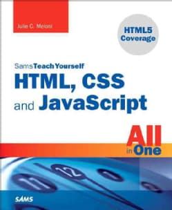 Sams Teach Yourself HTML, CSS and JavaScript All in One (Paperback)