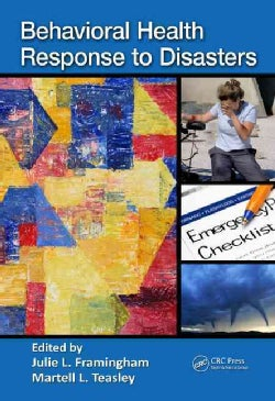 Behavioral Health Response to Disasters (Paperback)