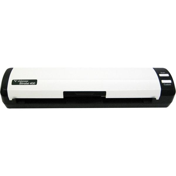 Visioneer Strobe 400 Sheetfed Scanner - 600 dpi Optical