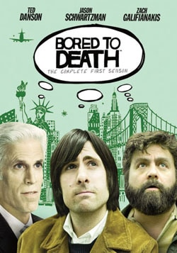Bored To Death: The Complete First Season (DVD)