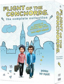 Flight of the Conchords: The Complete Collection (DVD)