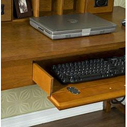 Upton Home Mission Oak Work Desk