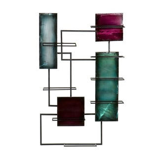 Upton Home Wine Storage Wall Sculpture Art