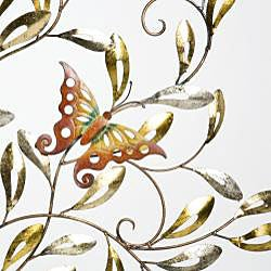 Butterfly Bloom Wall Sculpture