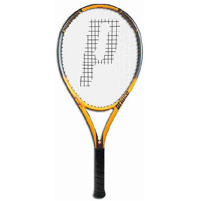Prince Triple Threat Scream Oversize Strung Tennis Racquet