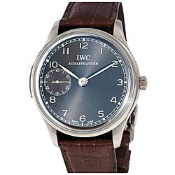 IWC Men's Portuguese Minute Repeater White Gold Watch
