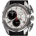 Tissot T018.617.17.031.00 T-Racing Men's Rubber Strap Chronograph Watch