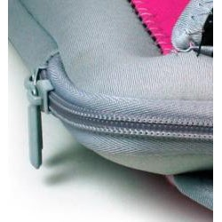 Generic Contrast-colored Neoprene Sleeve for 12.2-inch Netbook