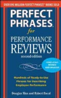 Perfect Phrases for Performance Rev