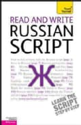 Teach Yourself Read and Write Russian Script (Paperback)