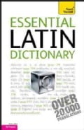 Teach Yourself Essential Latin Dictionary: Latin-english / English-latin (Paperback)