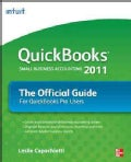 Quickbooks Small Business Accounting 2011: The Official Guide For QuickBooks Pro Users (Paperback)