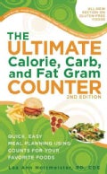 The Ultimate Calorie, Carb, and Fat Gram Counter (Paperback)