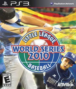 PS3 - Little League World Series Baseball 2010